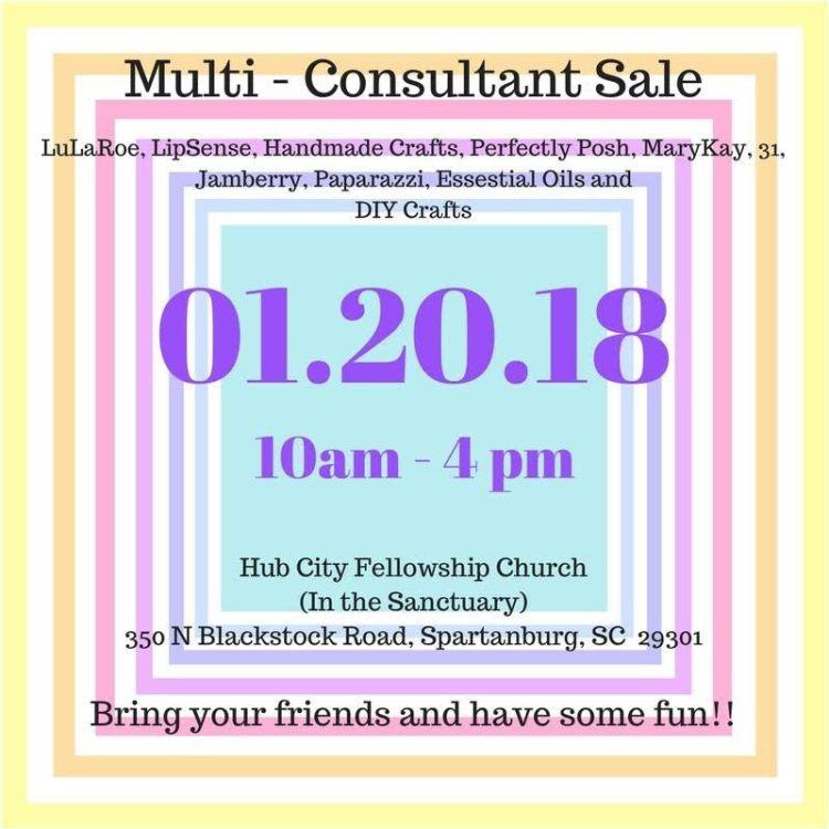 Mult-consultant Sale Ad